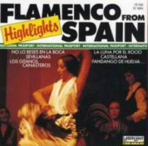 Flamenco Highlights From Spain