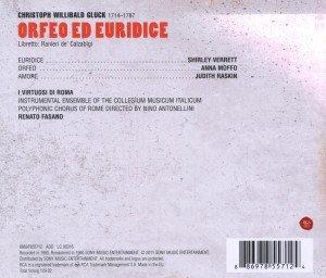 Orfeo Ed Euridice-Sony Opera House
