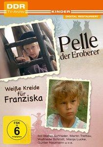 Pelle, der Eroberer + Weiße Kreide für Franziska