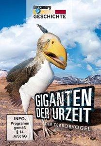Giganten der Urzeit-Der Terrorvogel-Titanis