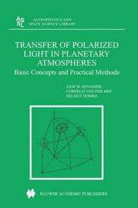 Transfer of Polarized Light in Planetary Atmospheres