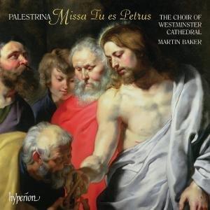 Missa Tu es Petrus/Missa Te Deum laudamus