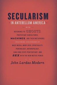 Secularism in Antebellum America