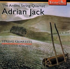 Jack Streichquartette 3+4