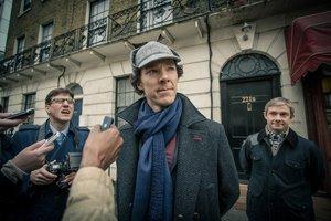 Sherlock - Staffel 1