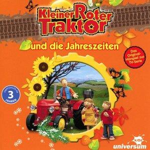 Kleiner Roter Traktor und die Jahreszeiten (Hörspi