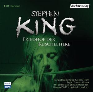 Der Friedhof der Kuscheltiere. 3 CDs