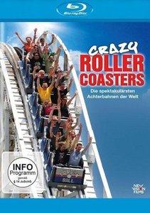 Crazy Roller Coasters - Die spektakulärsten Achterbahnen der Wel