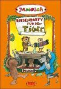 Riesenparty für den Tiger