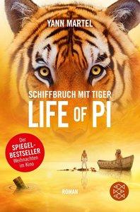 Martel, Y: Schiffbruch mit Tiger