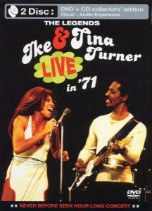 The Legends Live In '71 (DVD+CD)