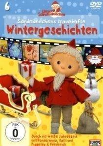 Unser Sandmännchen 06. Sandmännchens traumhafte Wintergeschichte