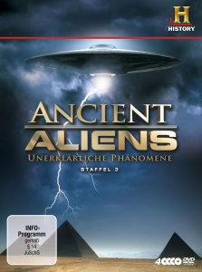 Ancient Aliens-Unerklärliche Phänomene (Staffel 3)
