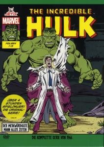 Incredible Hulk 1966 Complete