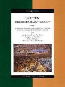Anthologie von Orchesterwerken