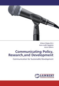 Communicating Policy, Research,and Development