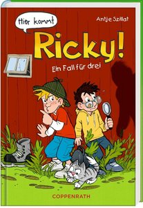 Hier kommt Ricky! (Bd. 4)