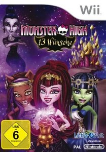Monster High - 13 Wünsche (Software Pyramide)