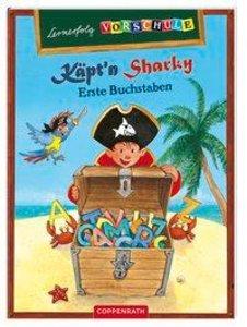 Lernerfolg Vorschule: Käpt'n Sharky - Erste Buchstaben