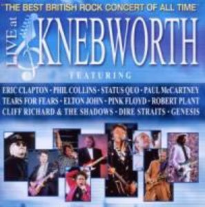 Live At Knebworth 1990