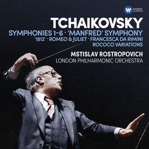 Sinfonien/Ouvertüren/Rococo-Variationen
