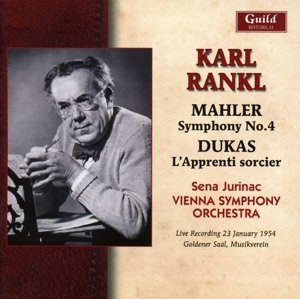Karl Rankl dirigiert