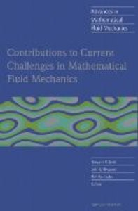Contributions to Current Challenges in Mathematical Fluid Mechan
