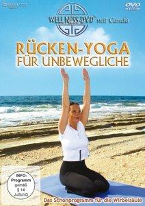 Rücken-Yoga für Unbewegliche - Das Schonprogramm für die Wirbels