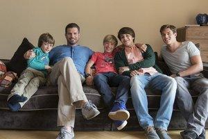 Herzensbrecher - Vater von vier Söhnen