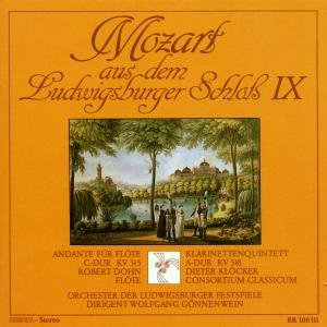 Andante C-Dur KV 315/Klarinettenquintett