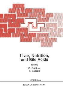 Liver, Nutrition, and Bile Acids