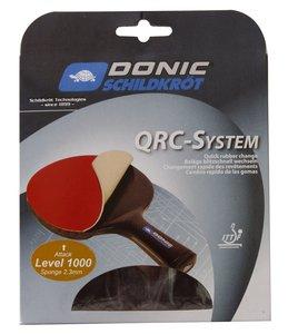 Donic Schildkröt - Tischtennis Ersatzbelag: QRC-Belag 1000 Liga