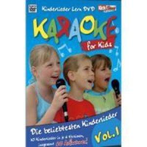 Karaoke for Kids Vol.1