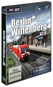AddOn Trainsimulator 2016 Berlin-Wittenberg V 2.0