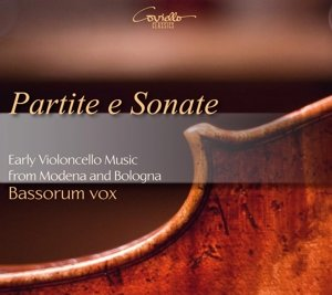 Partite e Sonate-Early Violoncello Music