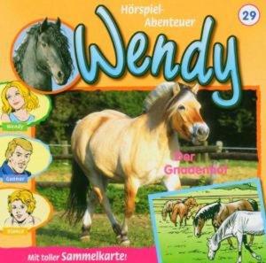 Wendy 29. Der Gnadenhof. CD