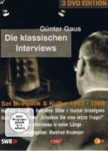 Günter Gaus - Die klassischen Interviews: Politik & Kultur 1963