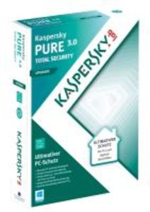 Kaspersky Pure 3.0 Upgrade