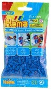 Hama 207-09 - Perlen hellblau, 1000 Stück