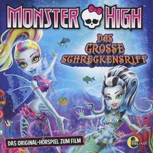 Das Große Schreckensriff-Original Hörspiel zum Film