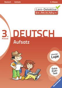 Miedzybrocki, R: Lern-Detektive: Aufsatz (Deutsch 3. Klasse)
