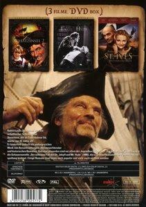 Schatzinsel/Dr.Jekyll Und Mr.Hyde/St.Ives (Box)
