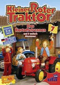 Kleiner Roter Traktor 7:Das Kartoffelrennen und 5