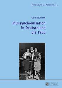 Filmsynchronisation in Deutschland bis 1955