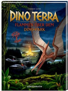 Dino Terra 05 - Flammen über dem Dino-Park