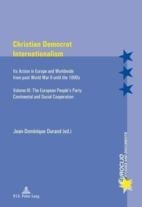 Christian Democrat Internationalism