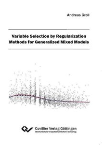 Variable Selection by Regularization Methods for Generalized Mix