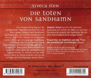 Die Toten Von Sandhamn