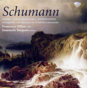 Schumann & Grutzmacher Cello Transkriptionen