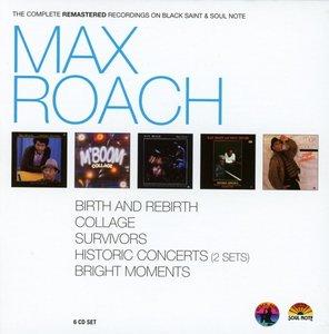 Roach, M: Max Roach